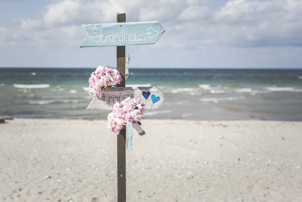 Heiraten Am Strand Hier Konnen Paare In Schleswig Holstein Heiraten