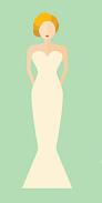Brautkleider im Mermaid-Stil
