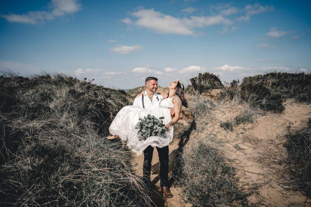 Heiraten auf Sylt - Strandhochzeiten an der Nordsee