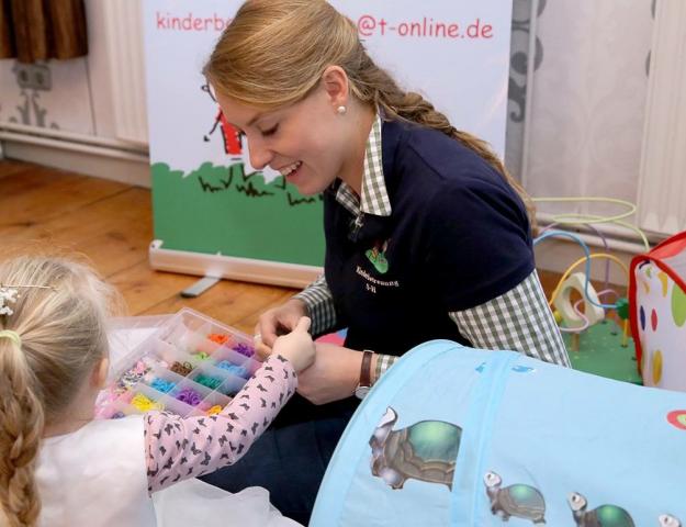 Kinderbetreuung in Schleswig-Holstein