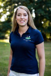 Ann-Kathrin Witte betreut Kinder auf Hochzeiten und anderen Events.