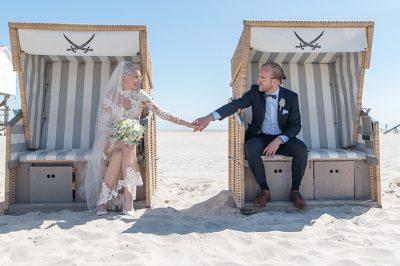 Foto Hochzeit Nordsee