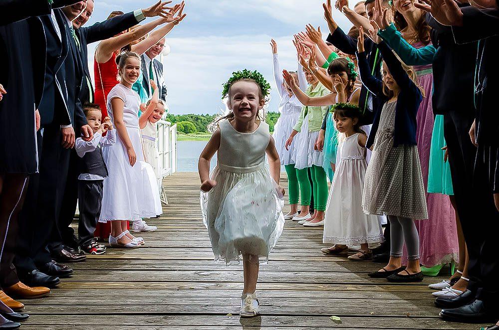 Kinderbetreuung zur Hochzeit
